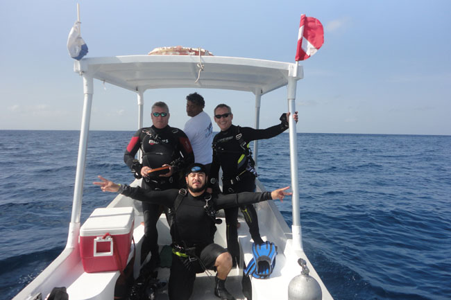Scuba Diving - Sidemount Diving Mexico