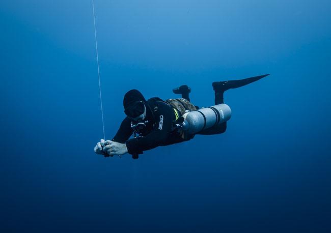 IANTD Essentials Open Water Sidemount Diver