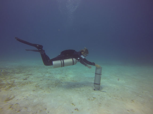 IANTD Essentials Sidemount Diver