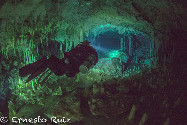 IANTD SM Cavern To Cave Diver